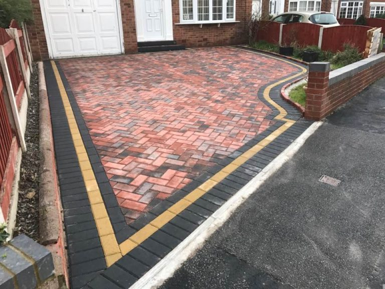 Block Paving Installation in Sutton