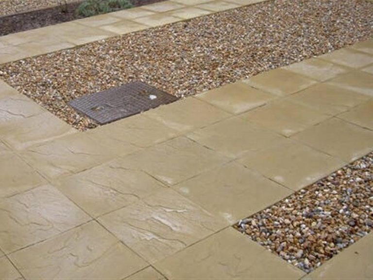Patio Installation in Sutton