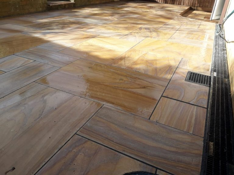 Patio Installation in Bromley