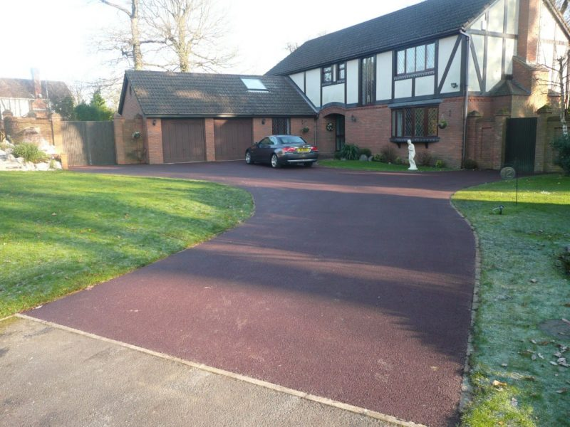 Red Tarmac