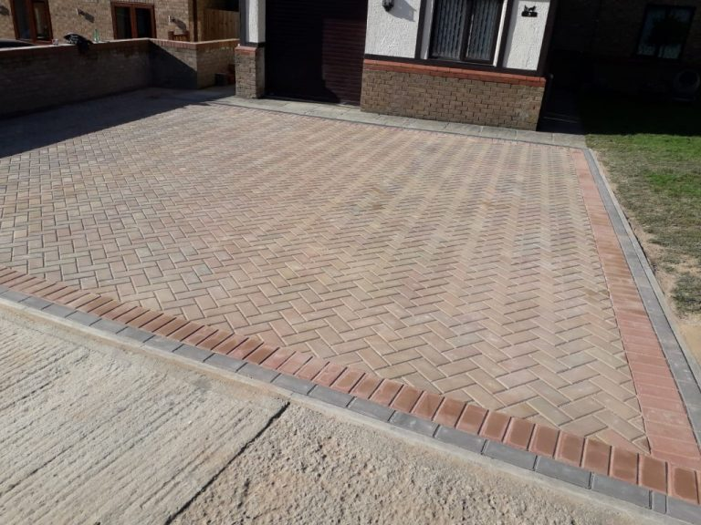 Block Paving Installation in Bromley