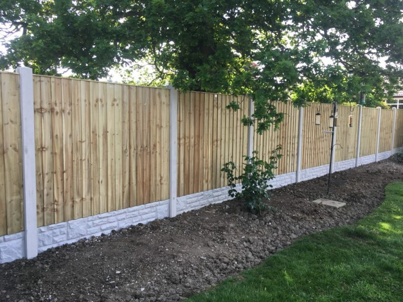 Wooden Fencing Installations in Croydon