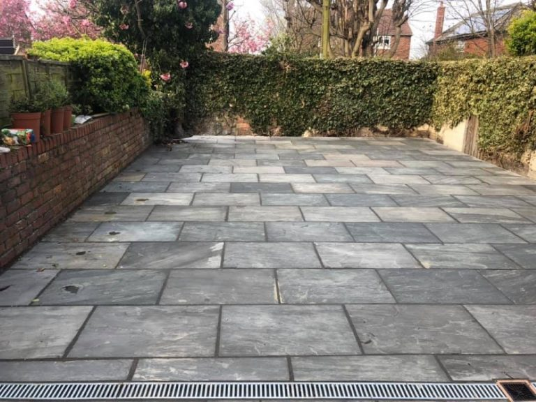 Patio Installation in Coulsdon