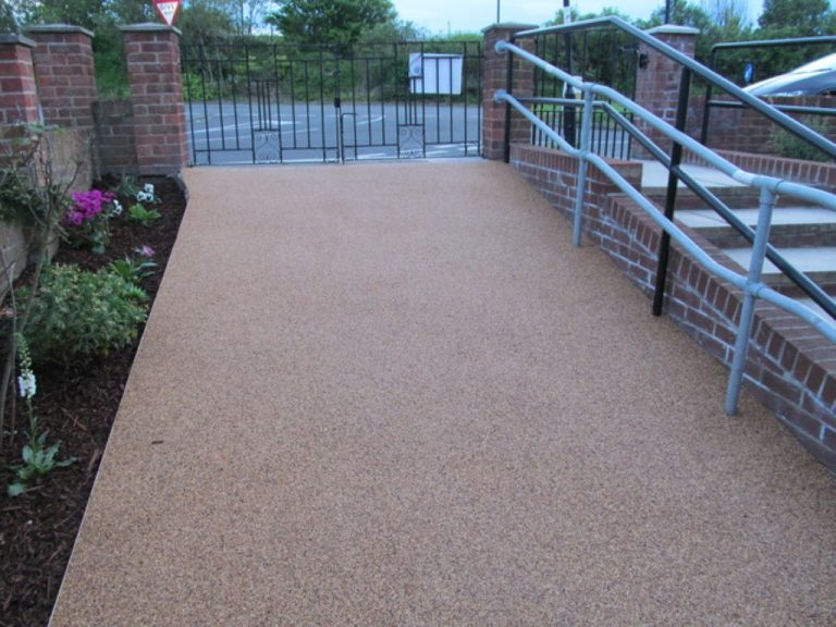 Resin Bound Installation in Coulsdon