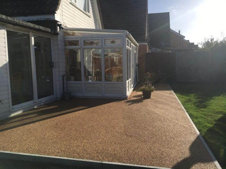 Resin Driveways in Mitcham